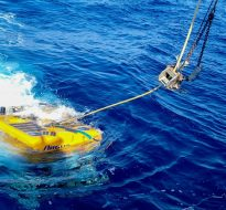 ROV in search of jellyfish in the depths of the Atlantic!