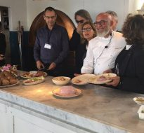 Workshop and showcooking event in Italy!