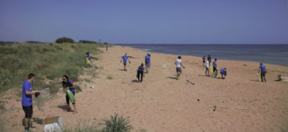 """""""Adopt the beach"""" – national initiative to clean the beaches in Italy"""
